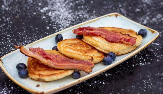Pancakes done
